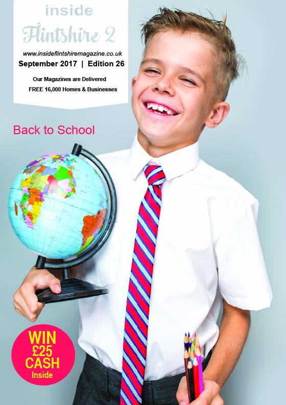 Inside Flintshire 2 Magazine September issue