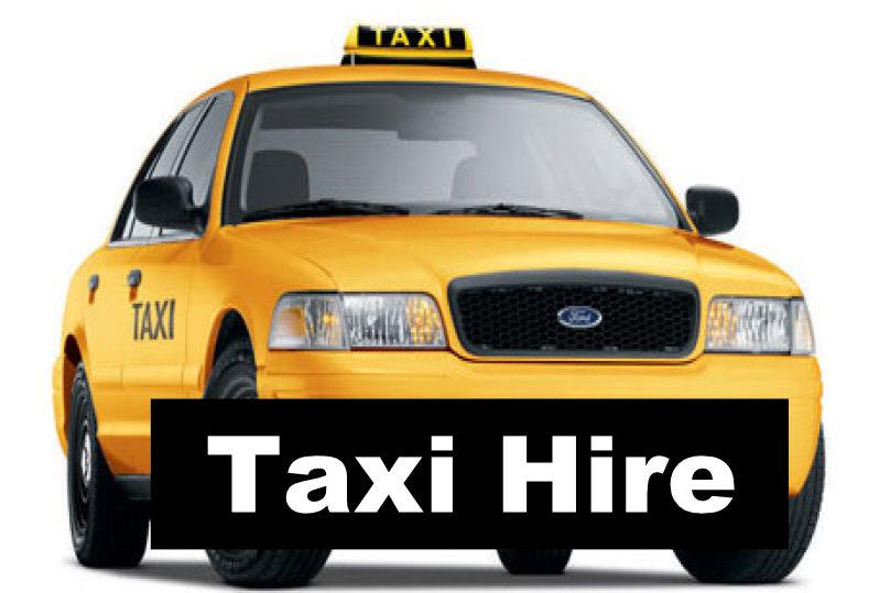 Taxi Hire