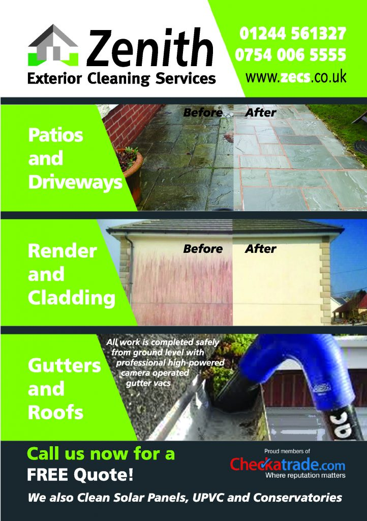 ZENITH EXTERIOR CLEANING SERVICES