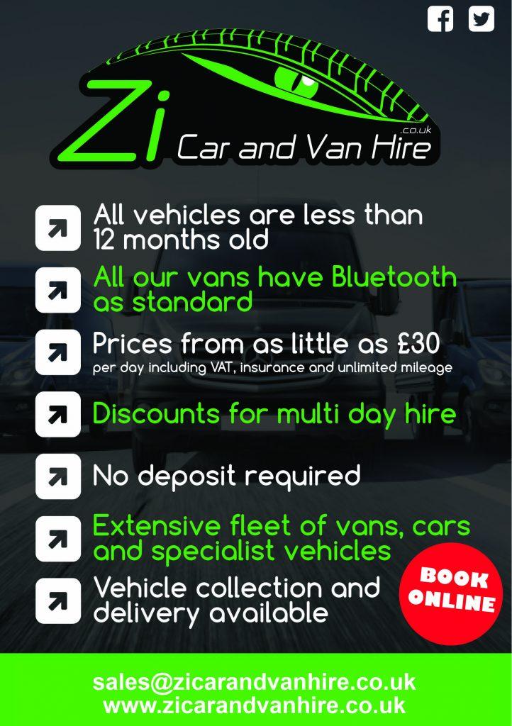 Z1 Car and Van Hire