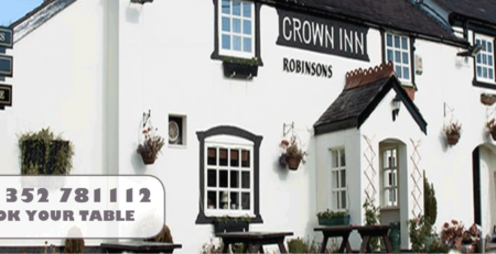 Crown Inn Review by Inside Flintshire Magazine