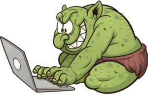 How to avoid internet trolls
