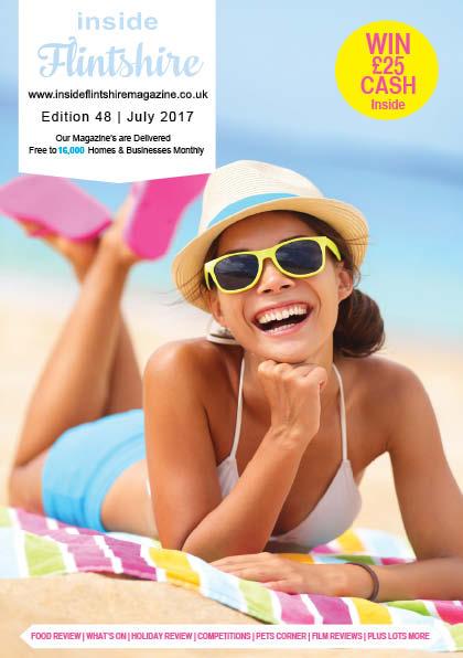 Inside Flintshire Magazine July 2017