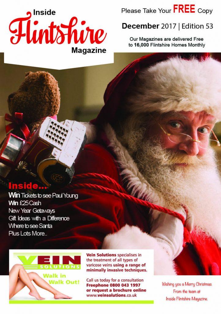 Read Inside Flintshire Magazine Online
