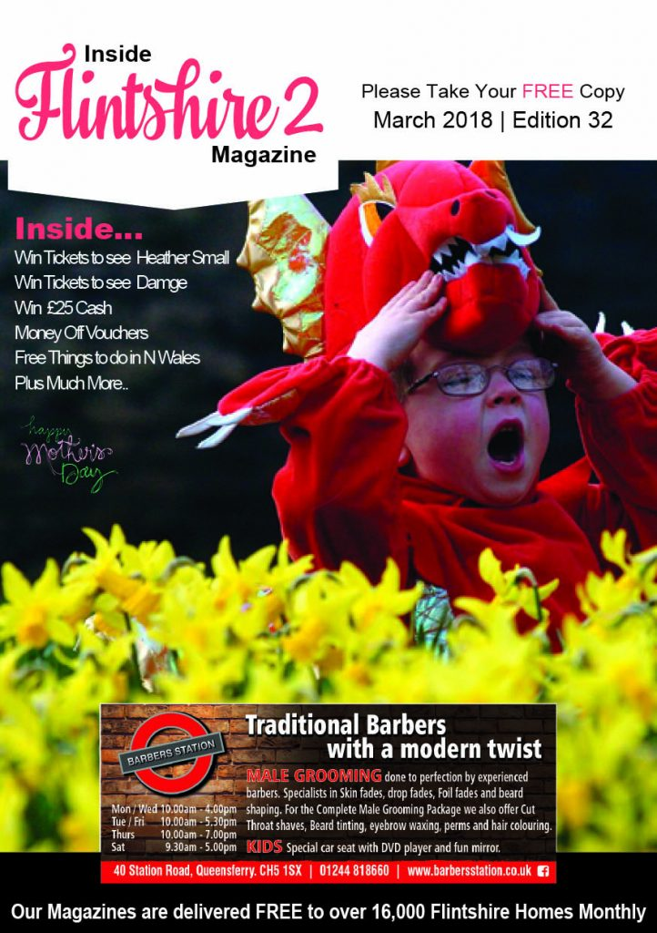 Inside Flintshire 2 March 2018 issue