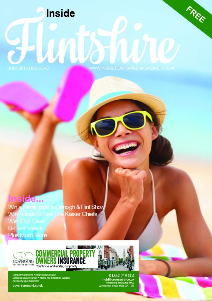 Inside Flintshire July 2018 Issue