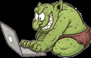 How to avoid internet trolls