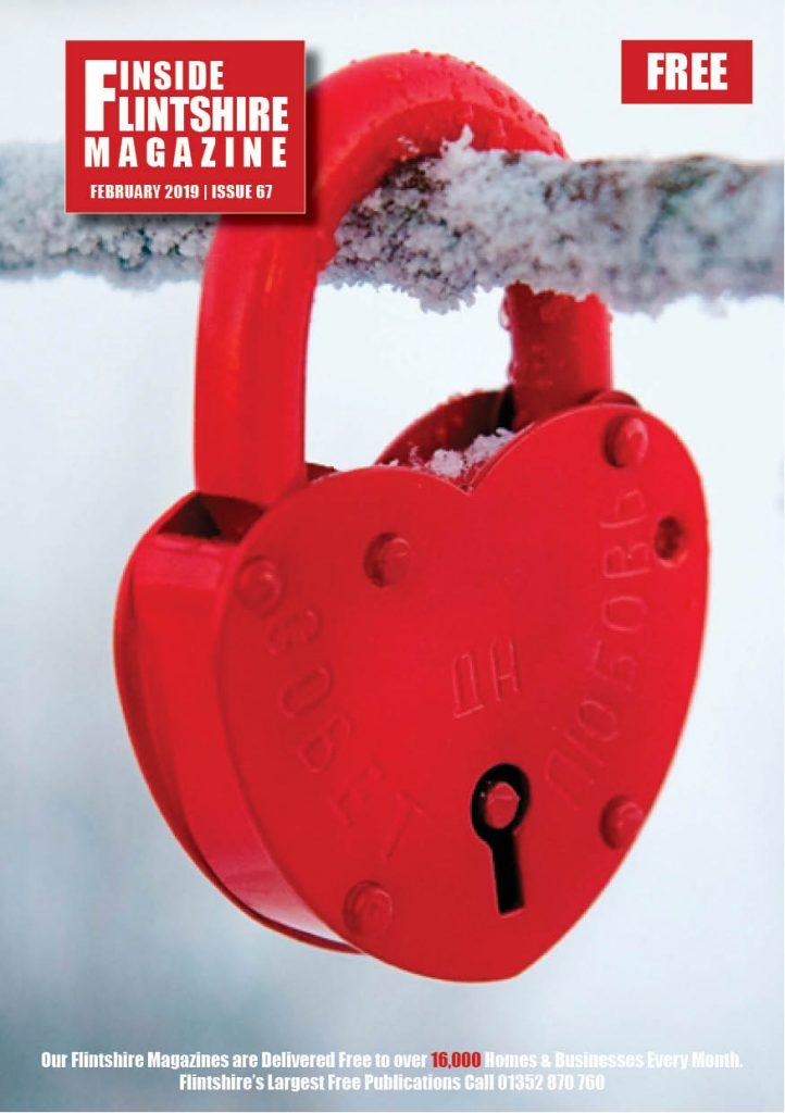 Inside Flintshire Magazine February 2019 issue